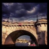 #france #francia #verano #été #recuerdos #souvenirs #nubes #nuages #ciel #cielo #clouds #sky #sena #seine