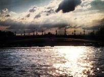 #paris #alexandreiii #sena #seine #cielo #ciel #sky #nubes #nuages #clouds