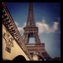 #paris #eiffel #sena #seine