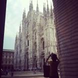 #milano #milan #duomo #catedral #italia #italy #italie