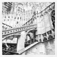 #milan #milano #duomo #catedral #italia #italy #italie