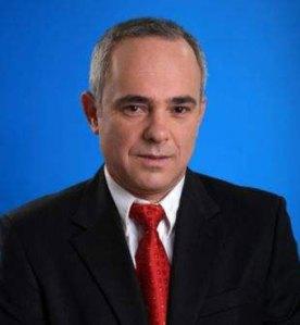 El ministro de Asuntos Estratégicos, Yuval Steinitz. E. M.