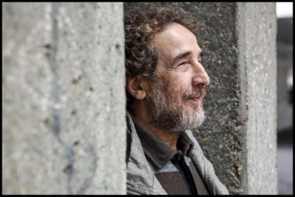 Aziz Mojtar, fotografiado en Madrid. SERGIO ENRÍQUEZ-NISTAL